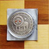 Беларусь 20 рублей 2009 Знаки зодиака (серебро)