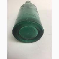 Стеклянная бутылка с металлическим шариком (дозатор) Западная Европа, начало 20-го века