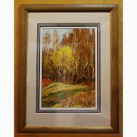 Картина Осень, художник Я.С. Еселевич