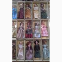 Продам полную коллекцию кукол Дамы эпохи