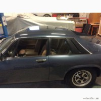 Jaguar-xjs 1982 год купе