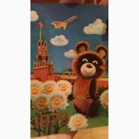 Продам календарики(объемные, мигающие) с японками, рекламой, парусниками, советских годов