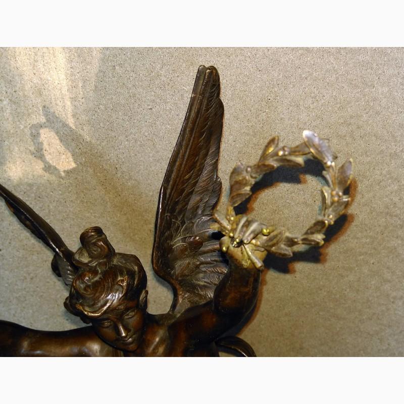 Фото 7. Продам Бронзовую скульптуру Богиня Виктория. Rousseau. 1890 года
