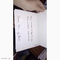 Продам открытку адресованную Горбачеву от Буш ( оригинал)