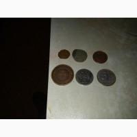 Продам монеты брак