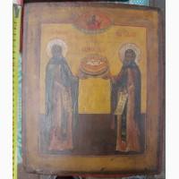 Икона Зосима и Саватий, Соловецкие мученики, 20 век