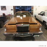 Lincoln Mark V 1977 Coup 233;