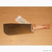 Нож хлеборезный (ручка дерево) СССР