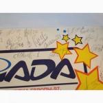 Оригинальные автографы ХК ЛАДА Тольятти (сезон 1996/1997г)