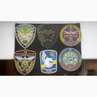 Шевроны Военно Воздушные силы. Украина. Середина 90-х. резина