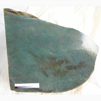 379 Нефрит, м-е Анрахай, Казахстан, сырье, с документами