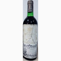 Испанское вино 1986 года для коллекции
