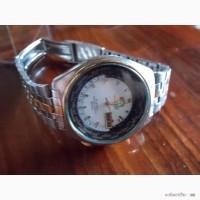 Часы наручные аквалангиста ORIENT механика автоподзавод начало 90х