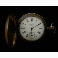 Продаются Серебряные карманные часы Gustave Jacot Locle .1865 - 1900 гг