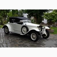 1926 Hispano -Suisa Dual Cowl Phaeton