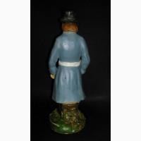 Продам статуэтку Гарднер - Мужик с рукавицами. 19 века