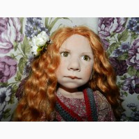 Коллекционная кукла Lolalu от Zwergnase