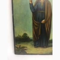 Старинная икона Святой Мученицы Акилины