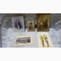 Старинные фотографии