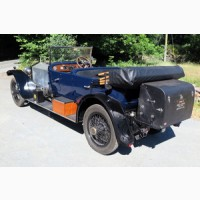 1920 Rolls Royce Silver Ghost Open Toure