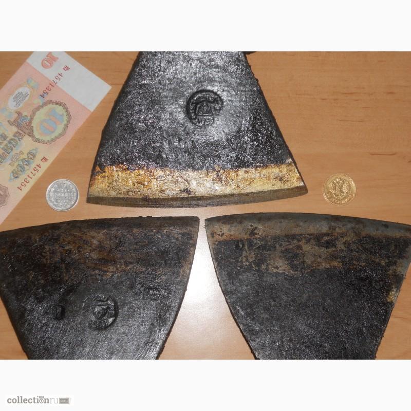 Фото 4. Топор плотничный кованый 195 года СССР