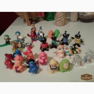 Продам игрушки из киндер-сюрпризов