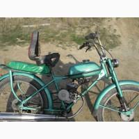 Мотоцикл М72 1953гв