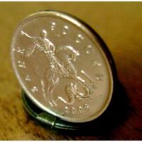 Редкая монета 10 копеек 2006 год. М