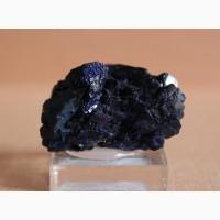 Азурит, крупнокристаллическая конкреция