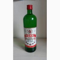 Бутылка спирта Royal Prima 1 л 90-х годов для коллекции