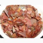 330 Халцедон розовый, галтовка, м-е Кайназар, Казахстан