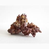 Самородная медь, дендритный сросток кристаллов