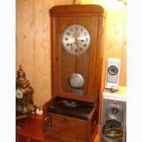 Старинные часы Benzing в Коломне