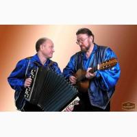 Русские романсы, песни военные, казачьи гитара баян в Москве