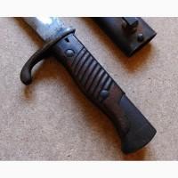 Штык - тесак к винтовке Маузера обр. 1898 года