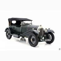 1925 Bentley 3L Red Label Speed Tourer
