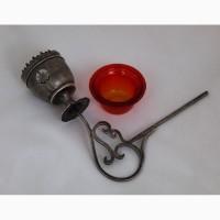 Продается Серебряная подкиотная лампада. Москва 1890 - 1908 гг