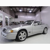 1999 Mercedes-Benz SL600 AMG Sport