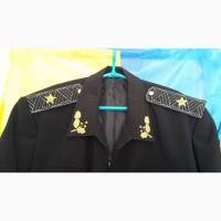 Куртка генерал-майор мчс (мнс) украина. не ношенная. повседневная. оригинал. люкс