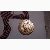 Медаль Чемпионата мира по Самбо