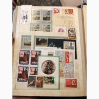 Продам коллекцию марок: советские, царские, иностранные