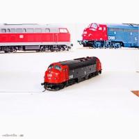 Продам модель локомотива от ROCO DSB-My-1153 цифровой+звук масштаб HO