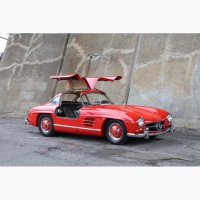 1957 Mercedes-Benz 300 SL Gullwing Coupe