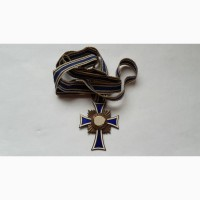 Почетный крест немецкой матери бронзовый. лента. 3 рейх 1939 -1945 г германия