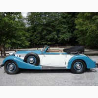 1938 Horche 853 Sport Cabriolet