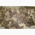 Продам картину «Отдых после боя»