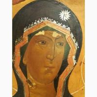 Икона Смоленская Пресвятая Богородица, древняя, 19 век