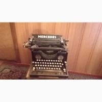 Продаю печатную машинку Mersedes 3