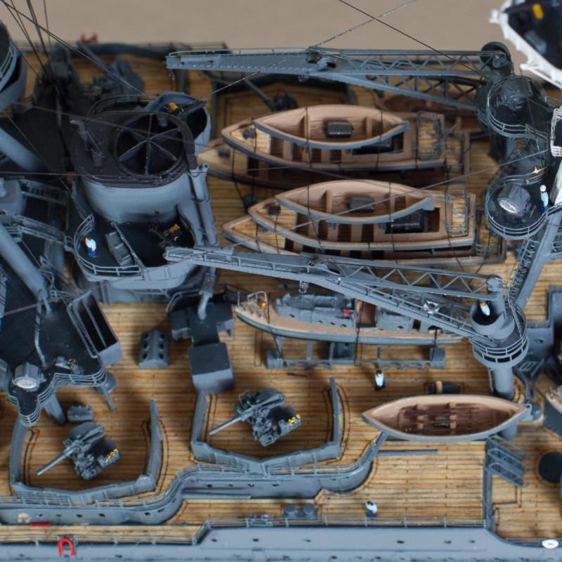 Фото 9. Продам модель линкора Аризона в масштабе 1/350