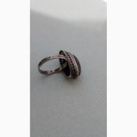 Винтажное серебряное женское кольцо